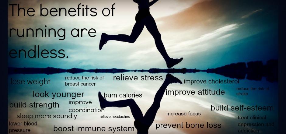 the benefits of running